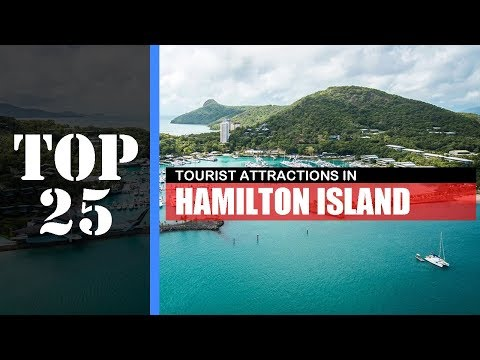 TOP 25 HAMILTON ISLAND Attractions (Things To Do & See)