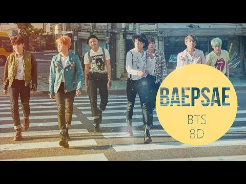 ⚠️BTS (방탄소년단) – BAEPSAE (뱁새) (Crow Tit/Try-Hard) [8D USE HEADPHONE] 🎧