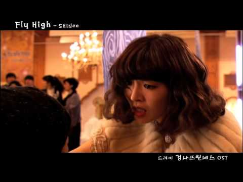 [MV]Fly High  - SHINee  샤이니 (검사프린세스 Prosecutor Princess OST)