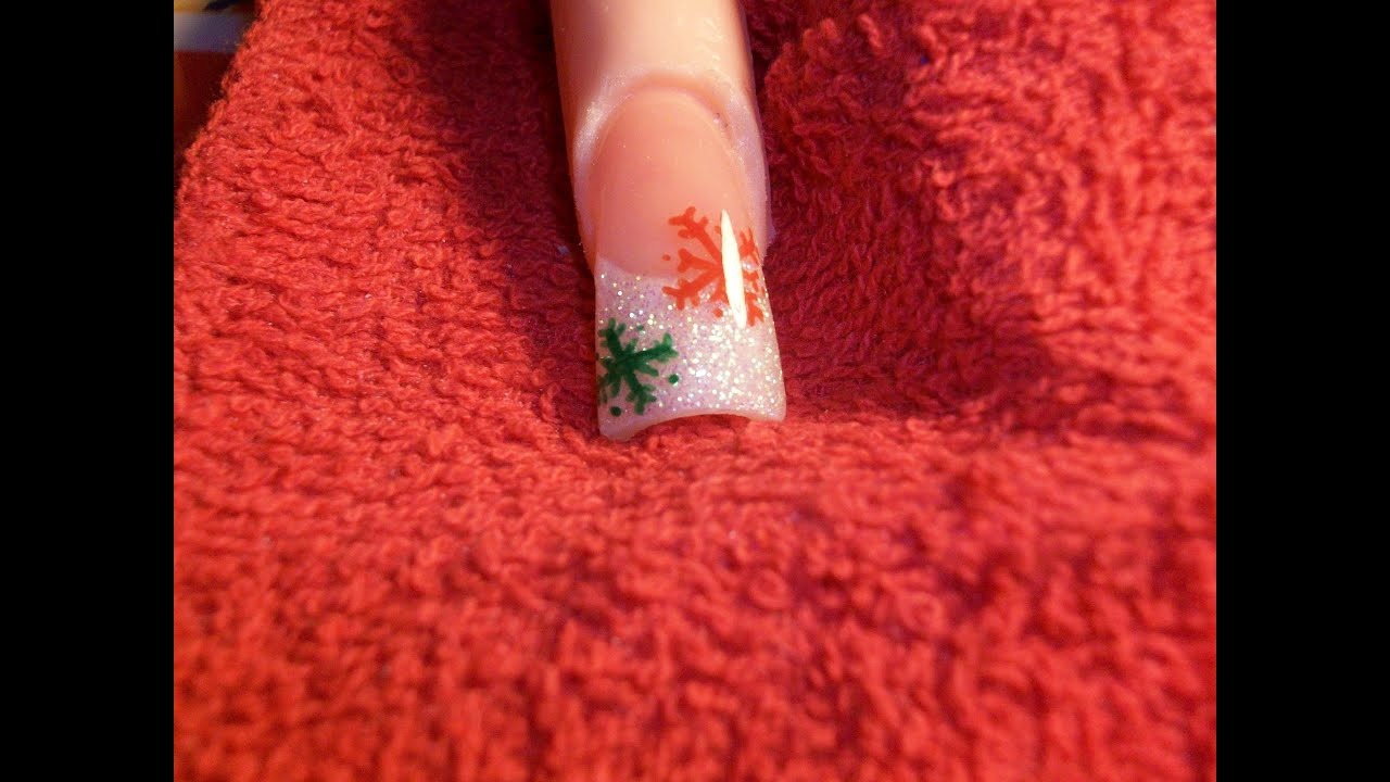 Acrylic Nail Designs Pictures For Christmas Splendid Wedding Company