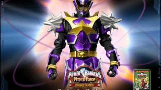 Power Rangers Mystic Force Koragg Theme Song