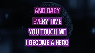 When You Tell Me That You Love Me (Karaoke Version) - Westlife feat. Diana Ross | TracksPlanet