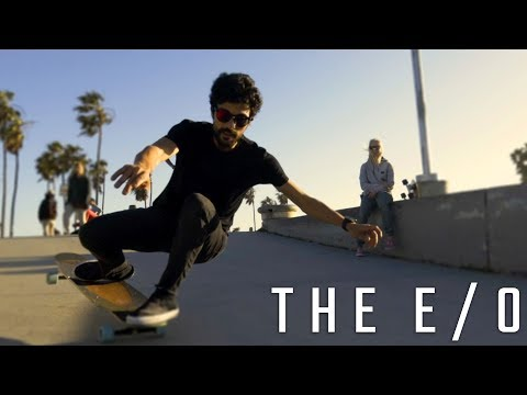 Freestyle Longboarding | Lotfi Lamaali | The E/O