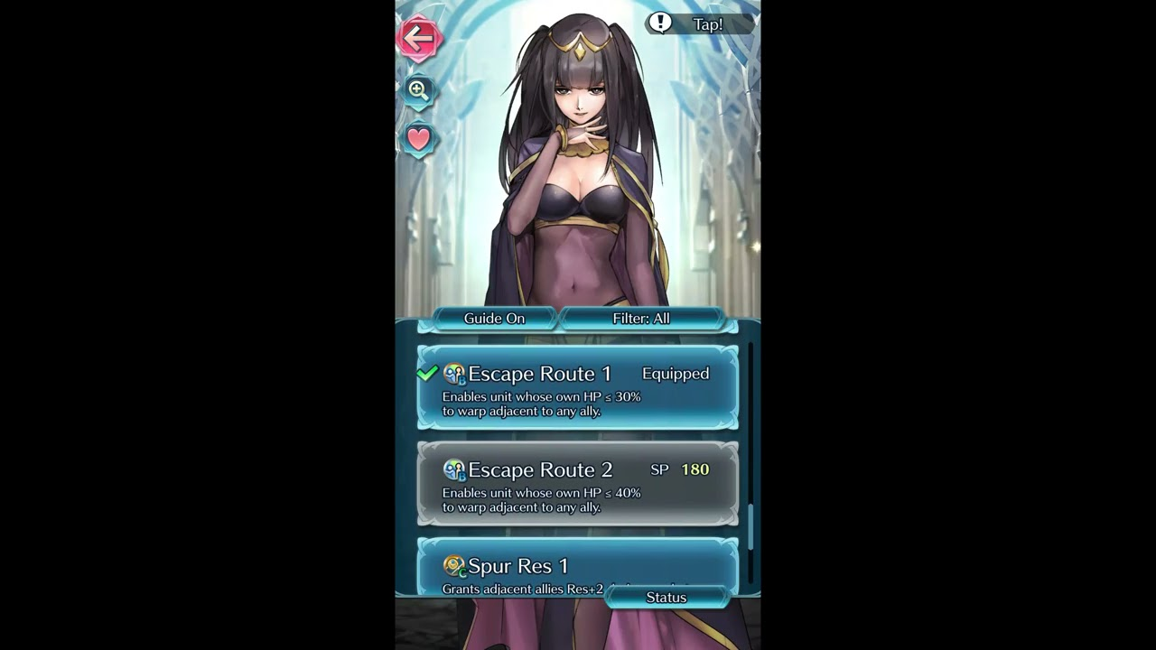 Creeping House Destruction In The Shadows Tharja Skill Inherit Ideas