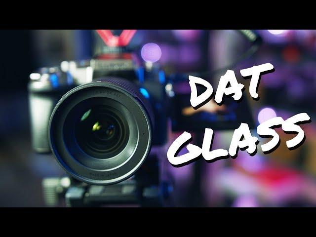 This lens seriously impressed me - Sigma 16mm f/1.4 + Panasonic G7 = BEAUTIFUL