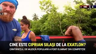 Cine este Ciprian Silași, concurentul eliminat de la Exatlon?