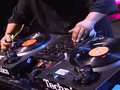 DMC Technics World Dj Championship 2004