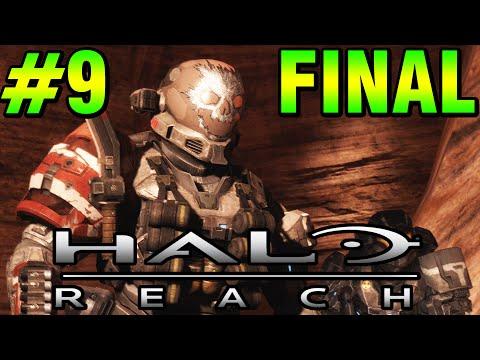 Halo Reach | Misión 9 FINAL en Español Latino | Campaña Completa
