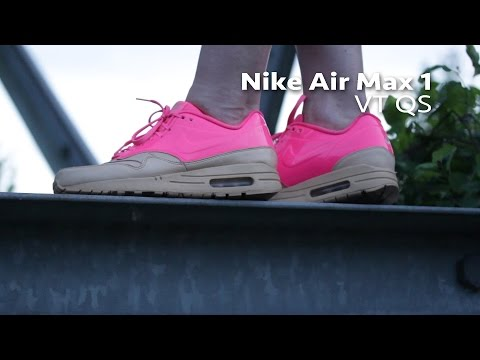 Nike Air Max 1 VT QS | Pinroll Sneaker Mag YouTube