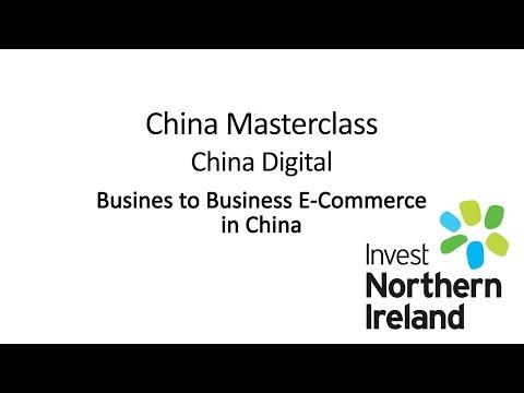 China Masterclass | China Digital | B2B E-Commerce in China #7