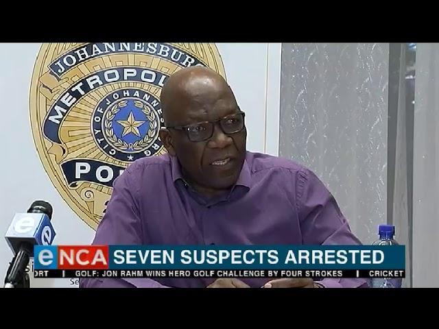 Seven arrests made after Global Citizen Festival