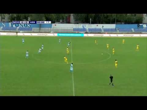 2 sett sintesi Nova Gorica -  Udinese