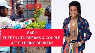 THEE PLUTO BREAKS A COUPLE AFTER BEING BROKEN.||loyalty test ep1