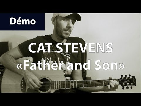 Father And Son - Cat Stevens / Yusuf Islam - Tab & Tuto Guitare