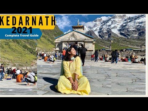Kedarnath Yatra 2021  complete Travel Guide  Dehradun To Kedarnath Temple   How To Reach Kedarnath  Travel & Events