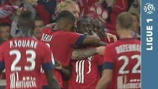 Goal Idrissa GUEYE (57') - LOSC Lille - AC Ajaccio (3-0) - 2013/2014
