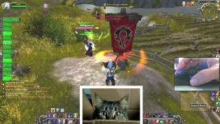 World of Warcraft: Swifty 80 BG PVP Arms Ft. Estee  (WoW Gameplay/Commentary)