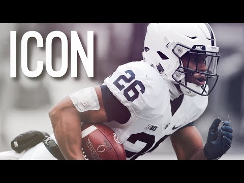 "Saquon Barkley 2017-18 Highlight Mix  ||  ""ICON"" ᴴᴰ"