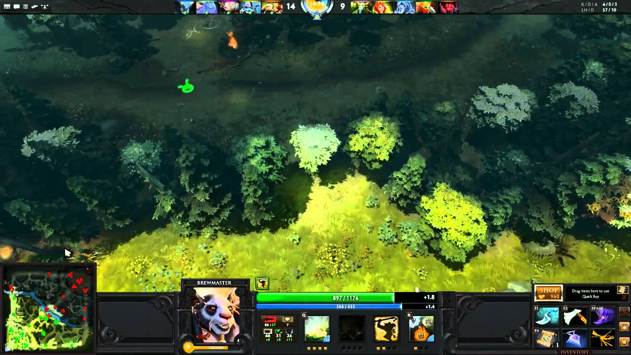 dota 2 with alan brewmaster 3 youtube