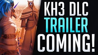NEW Kingdom Hearts 3 ReMIND TRAILER CONFIRMED! + New Union X LORE! - News / Discussion
