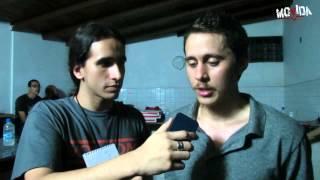 Entrevista a Canserbero (22/03/13)