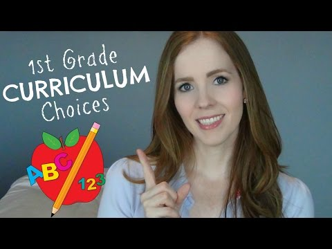 1st Grade Homeschool Curriculum Choices 2016-2017   Math U See, All About Reading & More