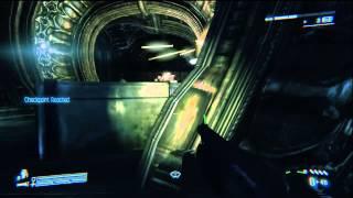 Aliens: Colonial Marines - Space Jockey/Derelict Ship