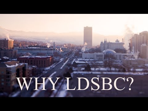 LDS Business College - Best School Ever - Here's Why