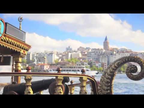 Istanbul Turkey Bosphorus Cruise