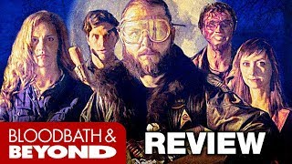 Bong of the Living Dead (2017) - Horror Movie Review