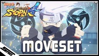 Naruto Storm 4: MOVESETS