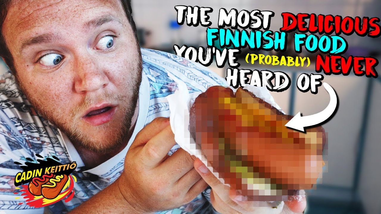 The BEST Finnish food you've (probably) never heard of!