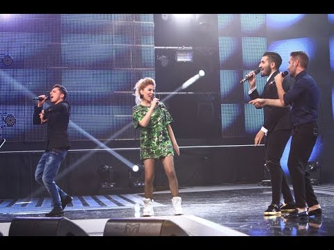 Jo, Nadir și Uddi cântă împreună cu Randi, într-un moment special!