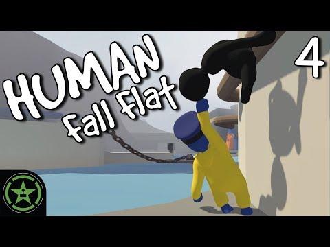 Human Fall Flat Part 4 - Play Pals