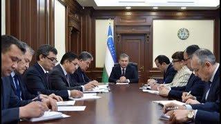 Президент Шавкат Мирзиёев 5 марта провел совещание по угольной промышленности