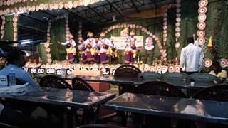 kudubi dance from mallikarjuna kudubi sangha mandarthi