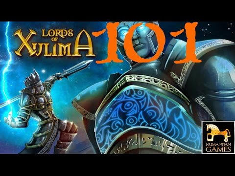 Let's Play Lords Of Xulima - Ep. 101 - Prophetic Herald Of Yul!