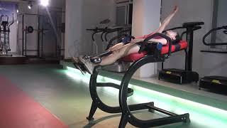 Видео о  Инверсионный стол Fit-On Evolution 8778-0001