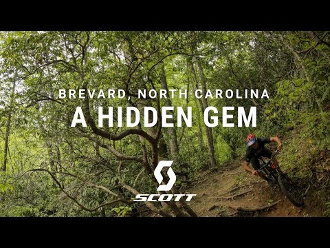 Scott has us itching to hit the dirt with their Chasing Trail video series