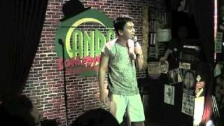 #StandUpNite1 - Raditya Dika (Part 1 of 3)