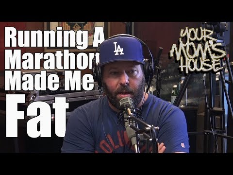LA Marathon Made Bert Kreischer Fat - YMH Highlight