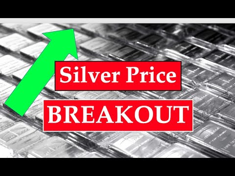 Silver Price Update - August 22, 2019 + Silver Breakout