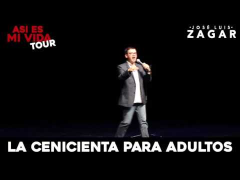 Jose Luis Zagar La cenicienta para adultos