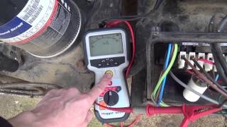 Megger Testing: Tracing Electrical short