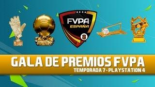 temporada 7   la gala de oro   fvpa espaa