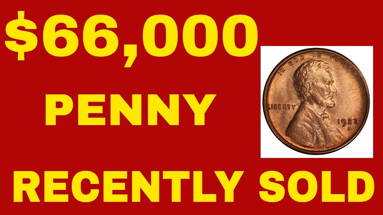 1923S WHEAT PENNY WORTH MONEY! NEW SOLD RECORD ESTABLISHED! RARE VALUABLE  PENNIES TO LOOK FOR!