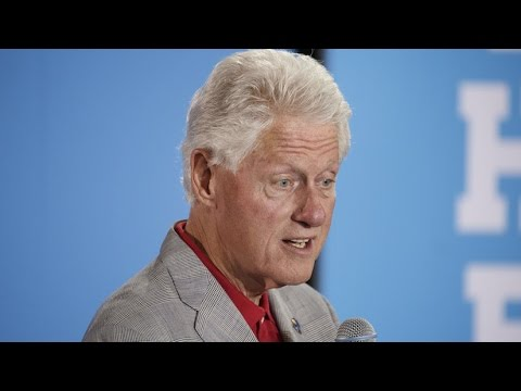 Will Bill Clinton's Business Dealings Become a Big Problem for Hillary? (WADR - 10/27/16)