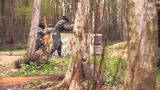 Pro Paintball Woodland Imageclip 2014