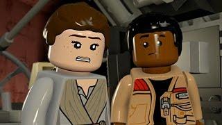LEGO Star Wars: The Force Awakens (Vita/3DS) - Chapter 4 100% Guide - The Eravana