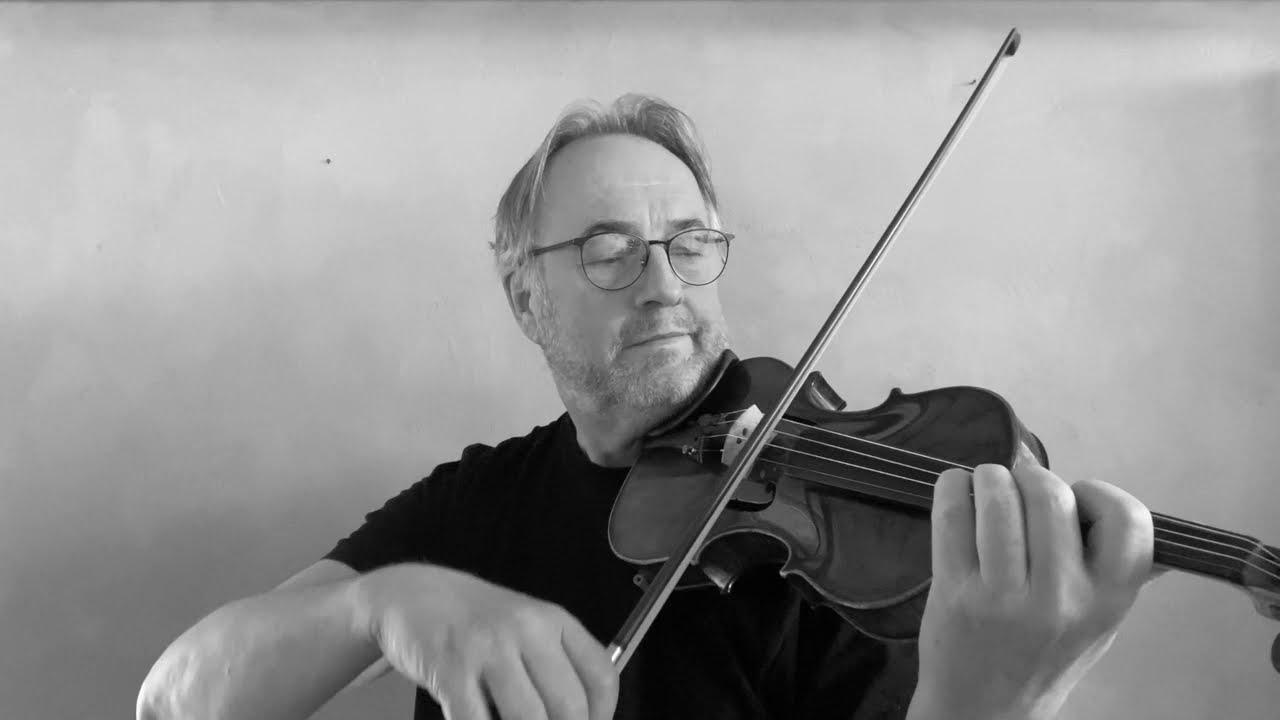 Ballad of the Sad Young Men (T.Wolf/Marcin Wasilewski Trio).  Violin and piano: Vidar Ytre-Arne
